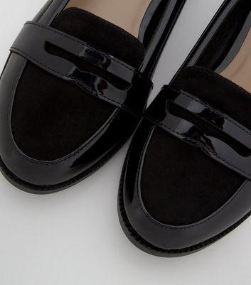teens-black-patent-school-loafers
