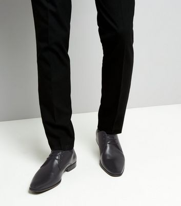 black-leather-pointed-derby-shoes