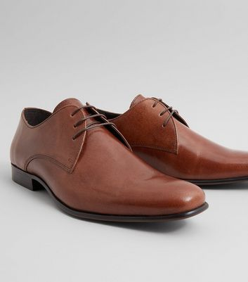 brown-leather-pointed-derby-shoes