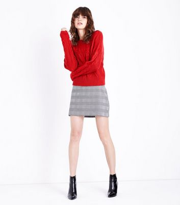 red-cable-knit-jumper