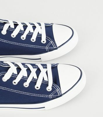 blue-canvas-contrast-lace-up-trainers