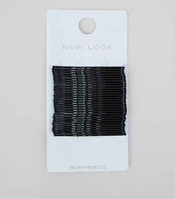Black Bobby Pins
