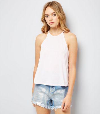 Lilac Cami Top New Look