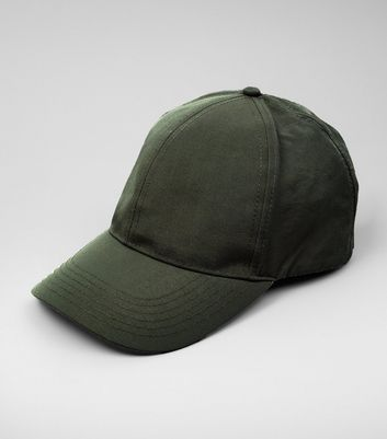 Khaki Cap New Look