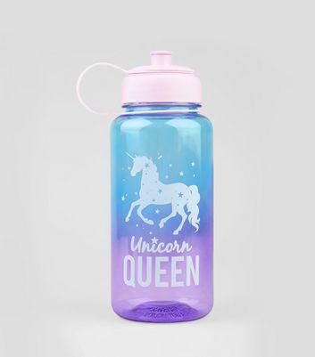 Pink Unicorn Queen Bottle New Look