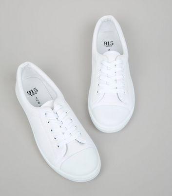 teens-white-lace-up-school-plimsolls