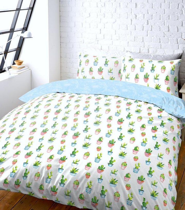 shop the look - Cactus Bedding