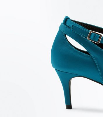 blue-satin-cut-out-kitten-heel-shoes