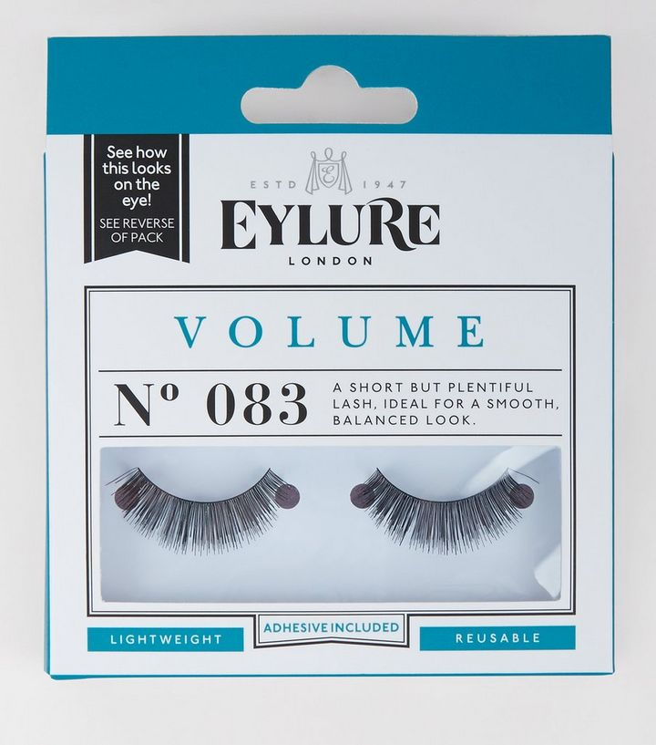 39c33111f0d Eylure Full Volume False Eyelashes | New Look