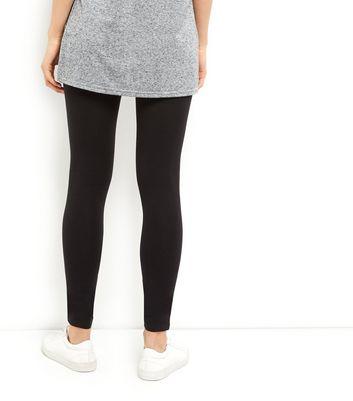 Tall 2 Pack Black Leggings New Look