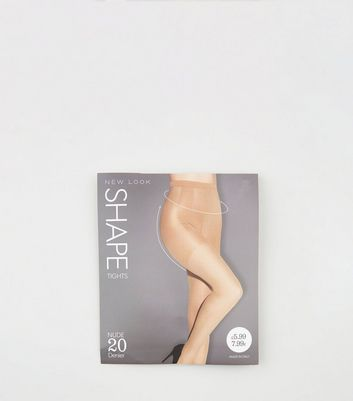 Tan 20 Denier Tights