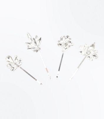 4-pack-silver-gem-embellished-slides