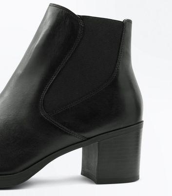black-leather-comfort-block-heel-chelsea-boots