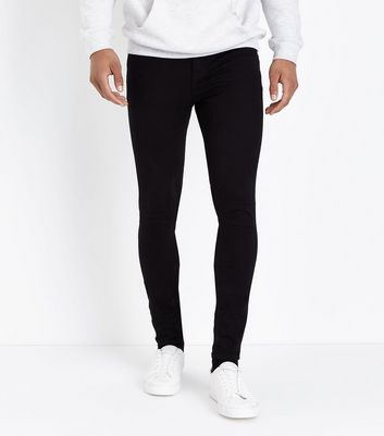 Black Super Skinny Stretch Jeans Add to Saved Items Remove from Saved Items