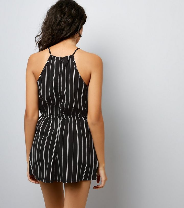 de2c351df539 ... Cameo Rose Black Stripe Playsuit. ×. ×. ×. Shop the look