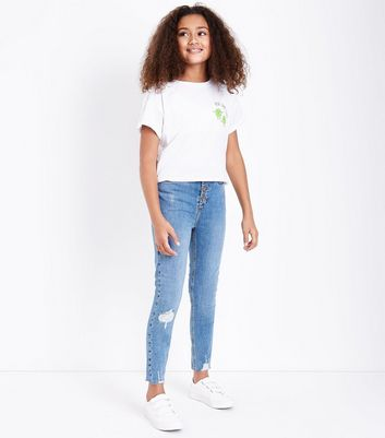 girls clothing girls dresses tops amp jeans new look