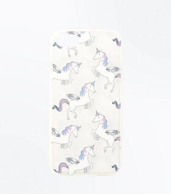 Multi Colour Unicorn Iphone Case New Look