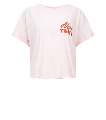 teens-pink-new-york-cherry-cropped-t-shirt