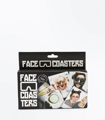 Face Coasters New Look