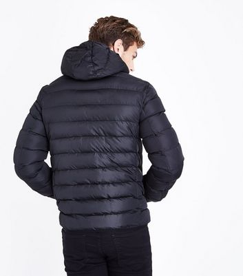 Black Puffer Jacket New Look