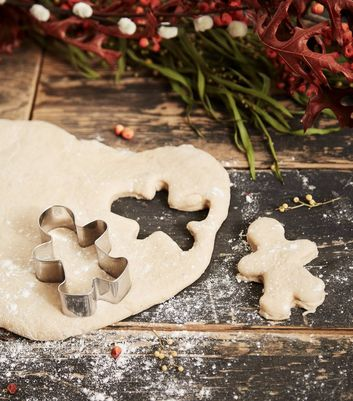 Make Your Own Ginger Bread Man Set New Look