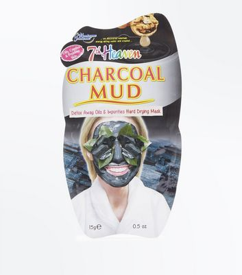 Montagne Jeunesse 7th Heaven Charcoal Mud Face Mask