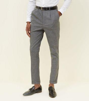 Look Fuselé Pantalon New Gris Gris Pantalon 8tYwwXxPq
