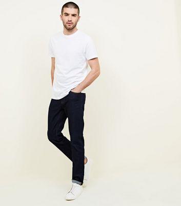 White Crew Neck T-Shirt New Look