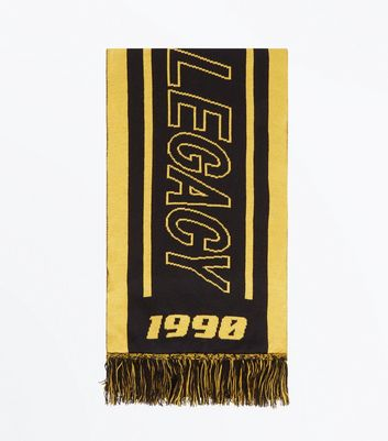 Black And White Legacy 1998 Scarf New Look