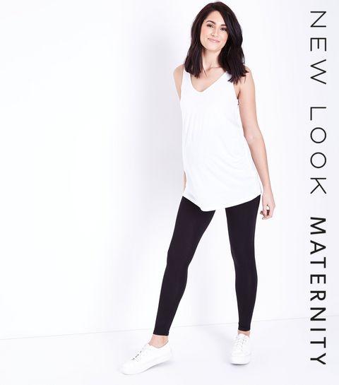 93c79e9fc1762 Maternity Leggings | Pregnancy Leggings | New Look