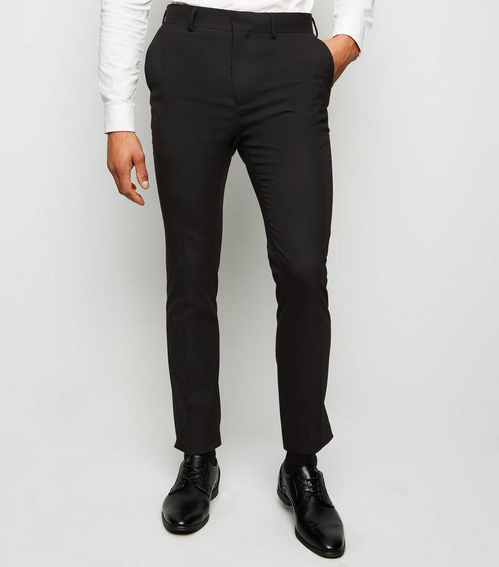 consapevole vincere in realtà  Black Skinny Trousers | New Look