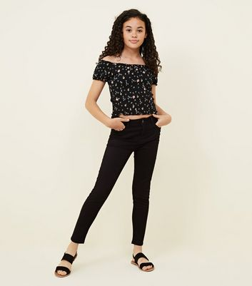 Items From To Black Remove Jeans Skinny Add Saved Girls MqSpGzVU
