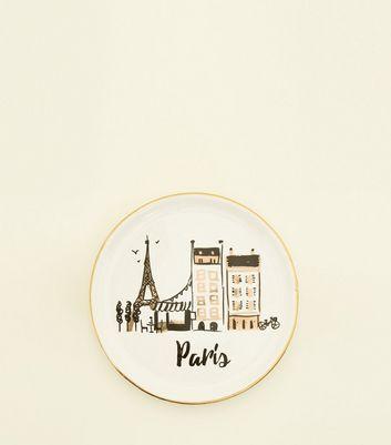 white-paris-ceramic-trinket-tray by new-look