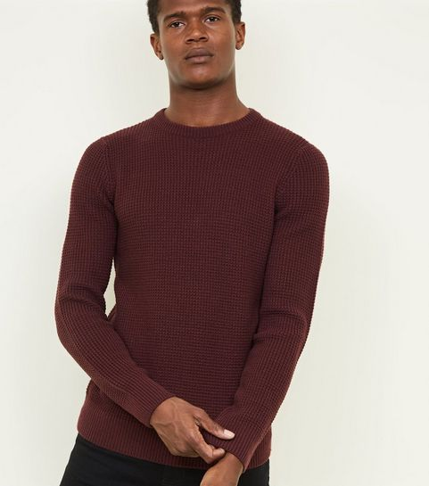 Mens Jumpers Knitted Jumpers New Look
