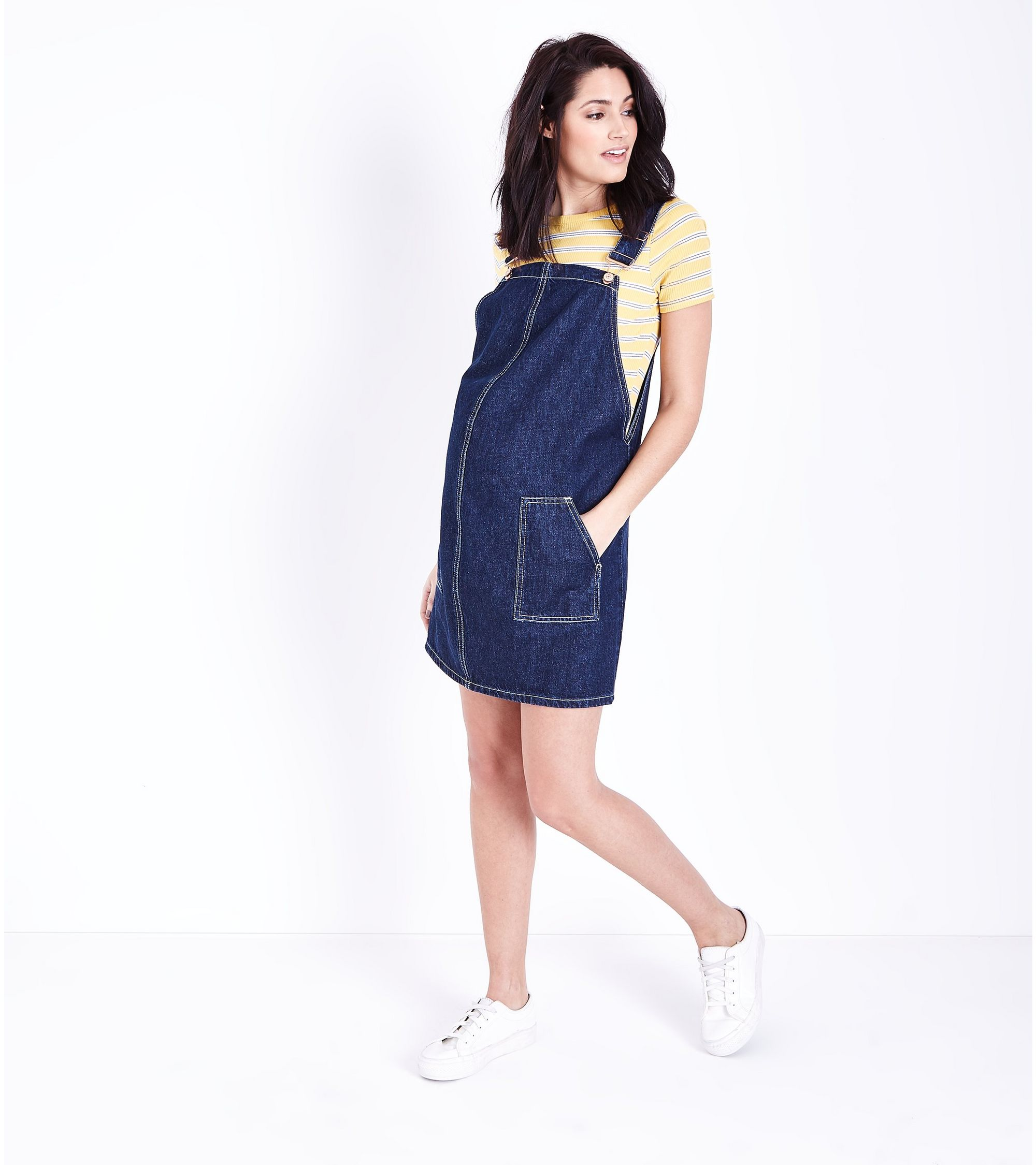 Newlook maternity dress gallery braidsmaid dress cocktail dress maternity blue denim pinafore dress new look at 2299 love new look maternity blue denim pinafore ombrellifo Choice Image