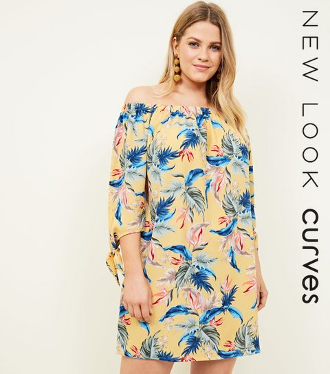 Plus Size Summer Dresses Plus Size Holiday Dresses New Look