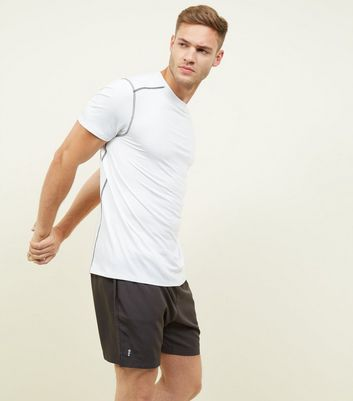 Dark Grey Running Shorts