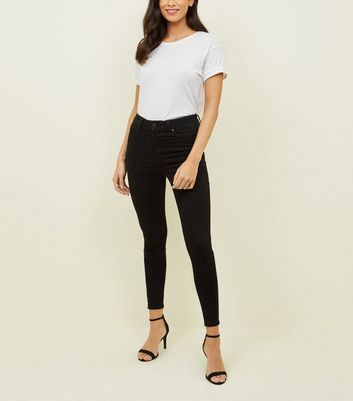 Tall - Jean super skinny noir extra doux