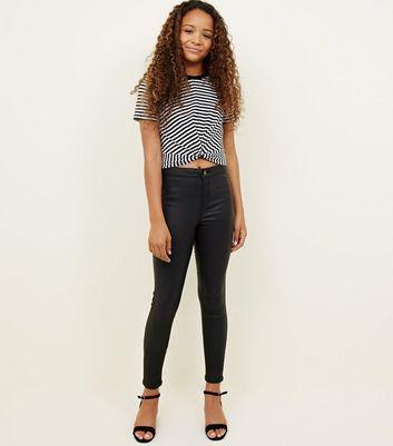 Skinny black teen pics