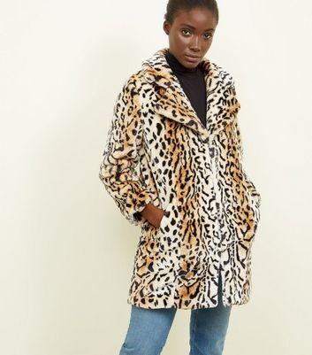 Manteaux amp; Fausse Parkas New Femme Look Vestes Fourrure Tgqqn4wE