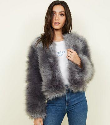 Shopping Copie Conforme : la veste en fausse fourrure H&M de