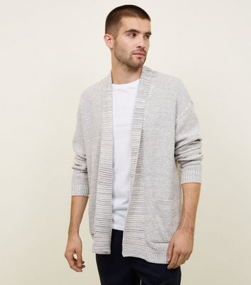 Stone Dropped Sleeve Cardigan