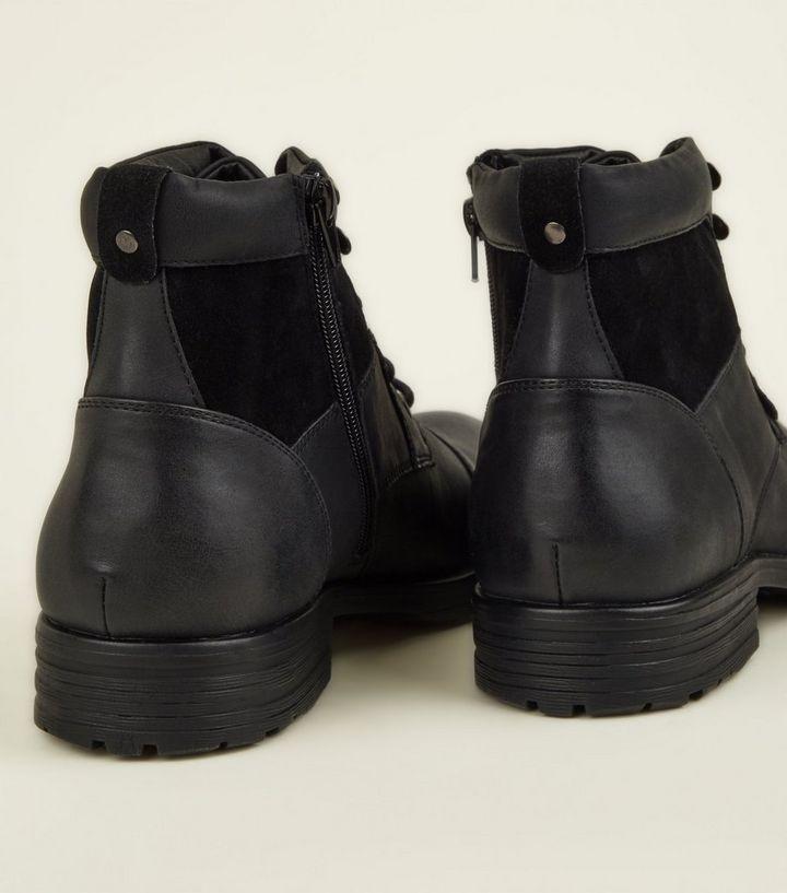 5d01572ba Bottes militaires noires à lacets Ajouter à la Wishlist Supprimer de la  Wishlist