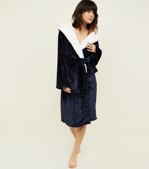 Women\'s Dressing Gowns | Fluffy Dressing Gowns & Robes | New Look