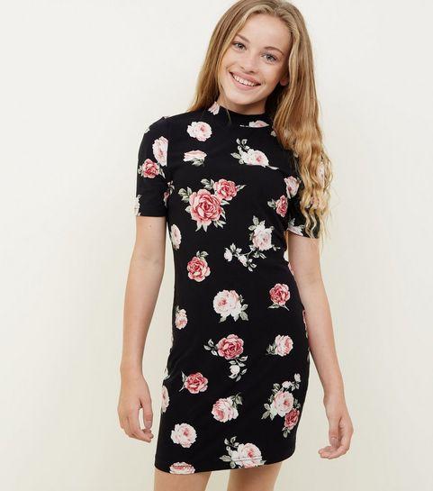 Figurbetonte Kleider für Mädchen   New Look
