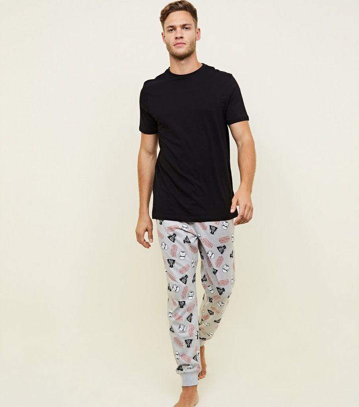 Multicoloured Star Wars Pyjama Joggers | New Look