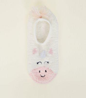new look unicorn slippers