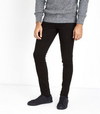 Black Classic Skinny Fit Jeans