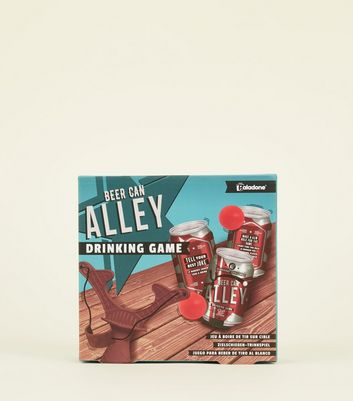 Beer Can Alley Drinking Game