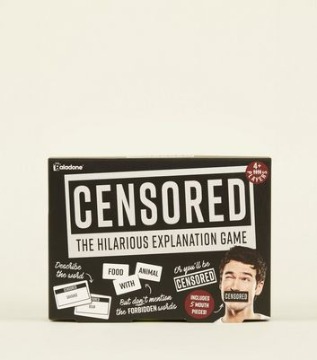 Censored Explanation Game